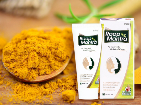 roop-mantra-ayurvedic-turmeric-face-cream-in-india