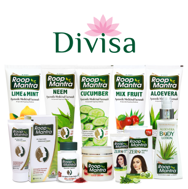 About Divisa Herbal Care - Roop Mantra Ayurvedic Products